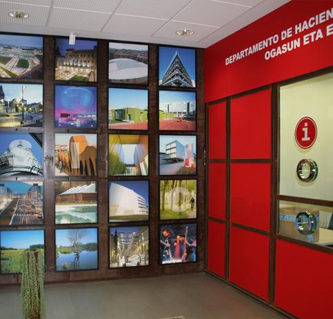 Kudea imagen oficinas de hacienda for Oficinas de hacienda en barcelona